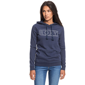 Roxy Eternally Yours Terry Sweat à capuche Femme, mood indigo